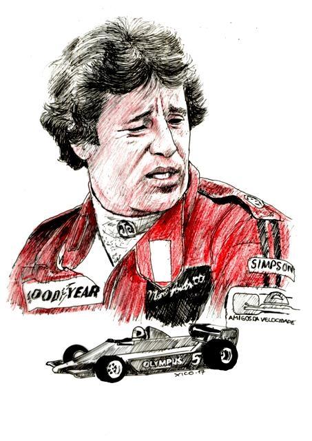 Mario Andretti by FCARLOS